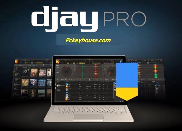 Djay Pro Crack Full Version