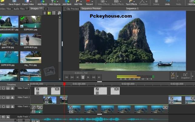 VideoPadVideo Editor Crack