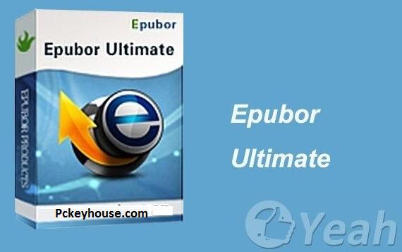 Epubor supreme Converter Crack