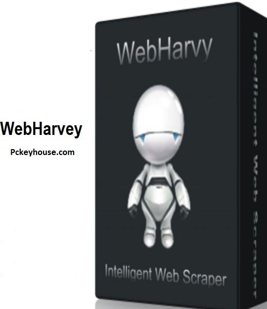 Webharvy Crack