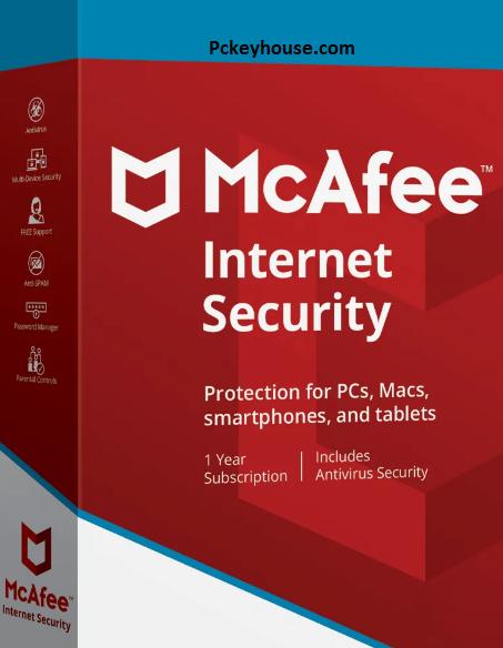 McAfee Internet Security Crack