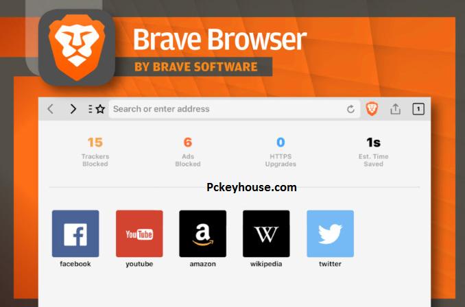 Brave Browser Key