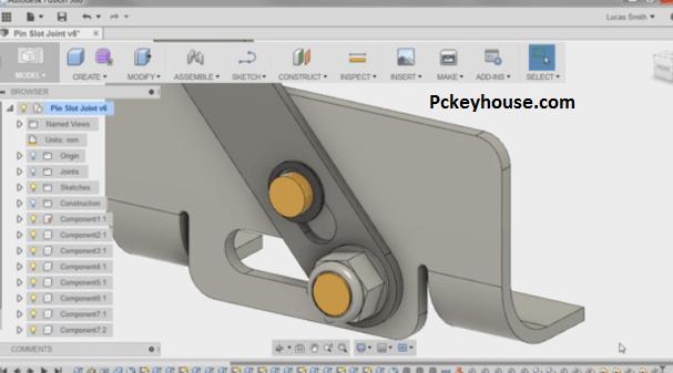 Autodesk Fusion 360 Key