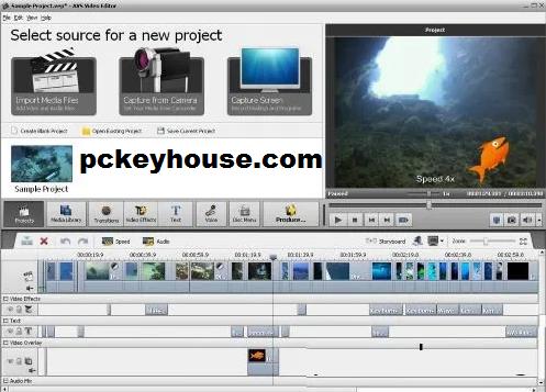 AVS Video Editor Pro Key